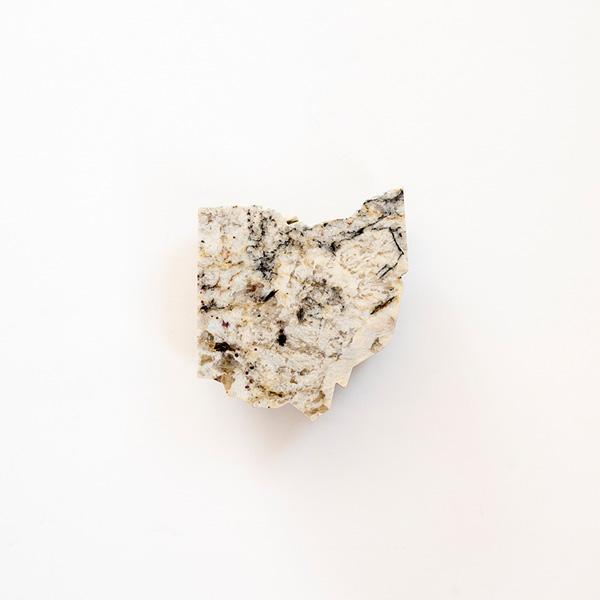 Tiny Ohio - Cream with Grays